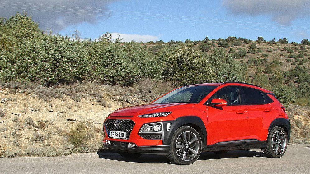 Kona o por qué la nueva apuesta de Hyundai por un todocamino pequeño es ganadora