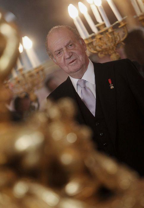 Foto: El rey don Juan Carlos en una imagen de archivo (EFE)