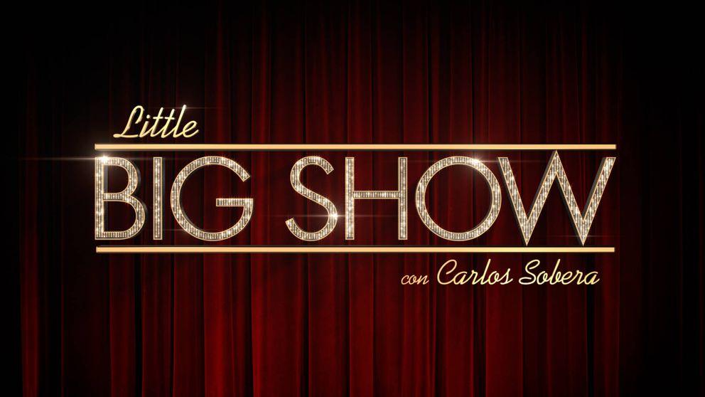 Primeras imágenes de Carlos Sobera en 'Little Big Show'
