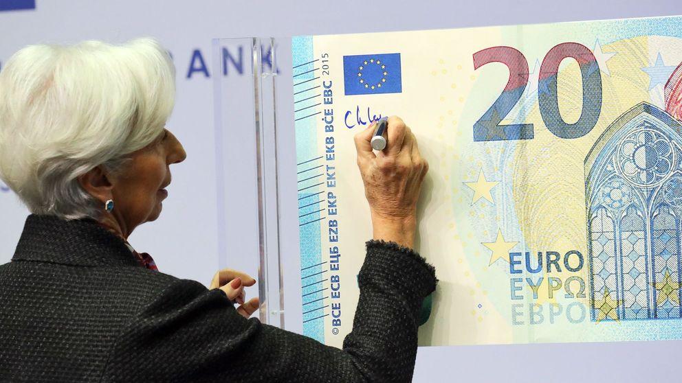 El BCE adjudica a 52 bancos 6.816,5 millones de euros a 42 días
