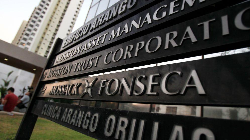 Foto: Vista general de la sede de la firma Mossack Fonseca en Ciudad de Panamá. (EFE)