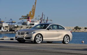 El BMW Serie 2 Coupé desde 32.900 euros