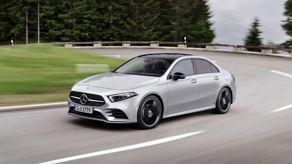 Mercedes Clase A Sedán, una berlina de lujo accesible (pero enfocada a las flotas)