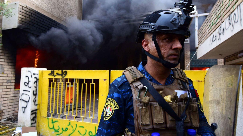 Atacan con drones cargados de explosivos el aeropuerto de Erbil, en el Kurdistán iraquí