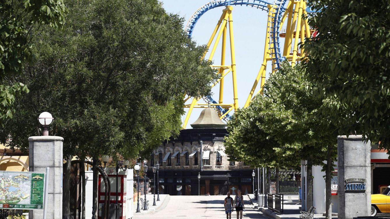 Denuncian la agresión a una madre por defender a su hijo autista en el Parque Warner (Madrid)
