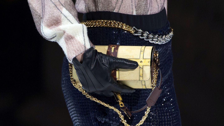 Desfile de Louis Vuitton. (EFE)
