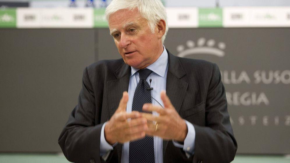 Foto: El consejero delegado de Mediaset España, Paolo Vasile. (EFE)