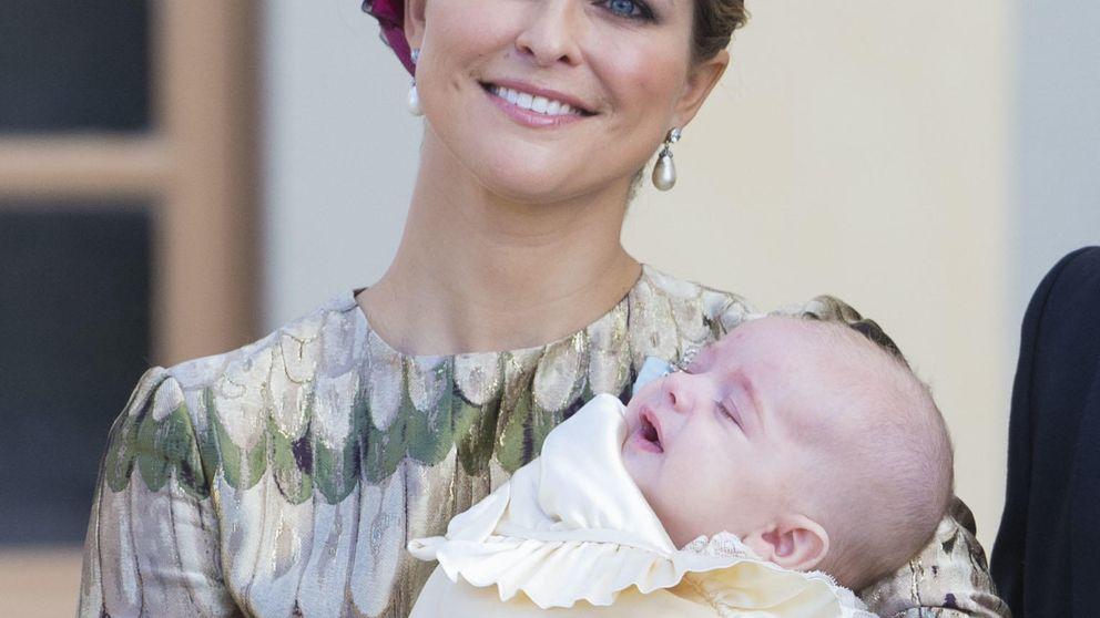 Magdalena de Suecia interrumpe su baja maternal para volver al trabajo