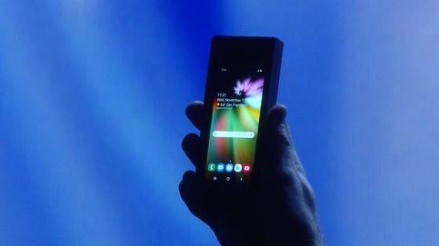 El teléfono plegable de Samsung ya es una realidad