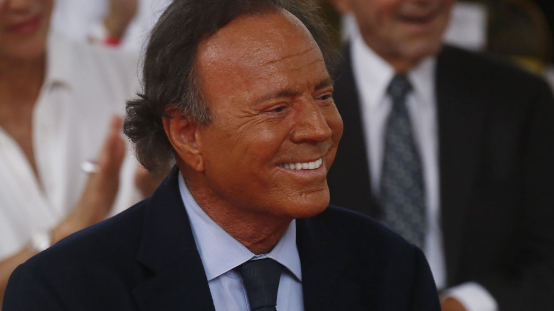 Julio Iglesias en una imagen de archivo. (EFE)