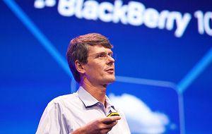 Blackberry no convence y se cuelga el cartel de se vende