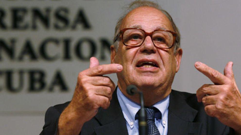 """El vicepresidente de la ONU que quiere """"ocupar y nacionalizar  la banca"""""""