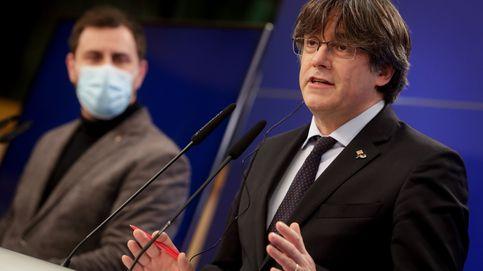 Puigdemont culmina su viaje: del europeísmo al euroescepticismo