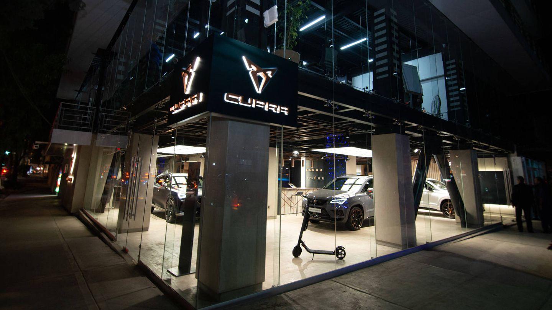 La marca Cupra está creciendo muy fuerte en algunos mercados, como Alemania.
