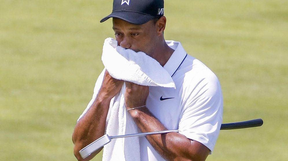 Foto: Tiger Woods el pasado mes de agosto (Efe).