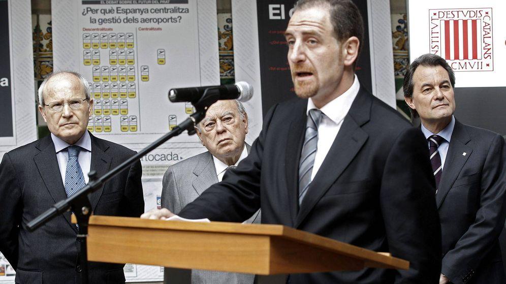 Foto: El hasta ahora director de 'El Periódico de Catalunya', Enric Hernàndez. (EFE)