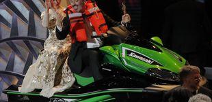 Post de Los momentazos de los Oscar 2018: de la moto de agua a la 'maría' de Jimmy Kimmel