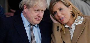 Post de El drama de Carrie Symonds: embarazo con coronavirus y con Boris Johnson en la UCI