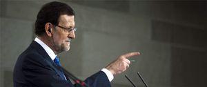 Foto: Bronca entre periodistas: Rajoy pacta con 'ABC' la pregunta sobre los SMS a Bárcenas