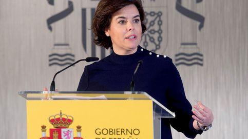 Sáenz de Santamaría ya ha presentado su renuncia al escaño del Congreso