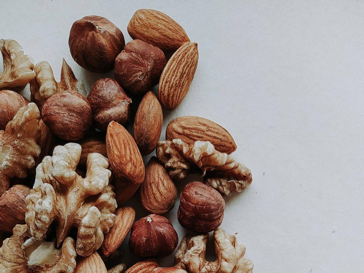 Foto: Los frutos secos que pueden ayudarte a adelgazar. (Irina Lvova para Unsplash)