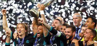 Post de La costumbre de ganar del Real Madrid se prolonga a la Supercopa de Europa