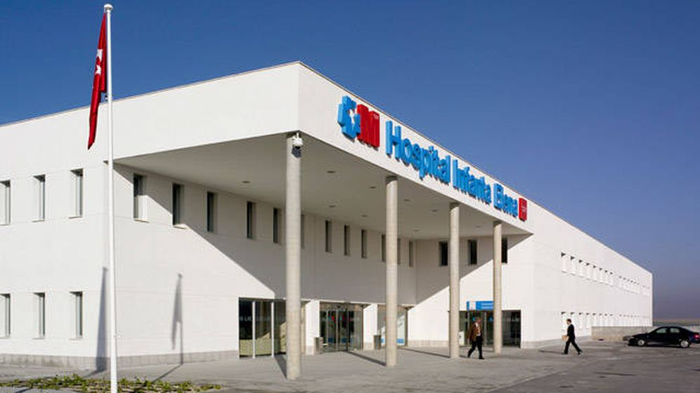 Foto: Hospital Infanta Elena en Valdemoro.