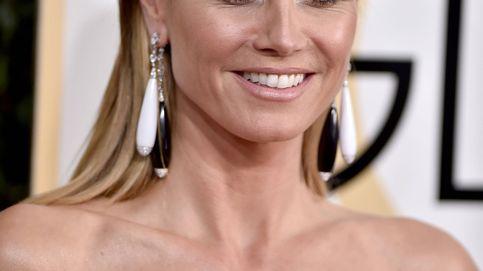 Heidi Klum, el mejor rostro para promocionar su línea de lencería