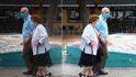 Última hora del coronavirus | Madrid retoma la sanitarización de hoteles