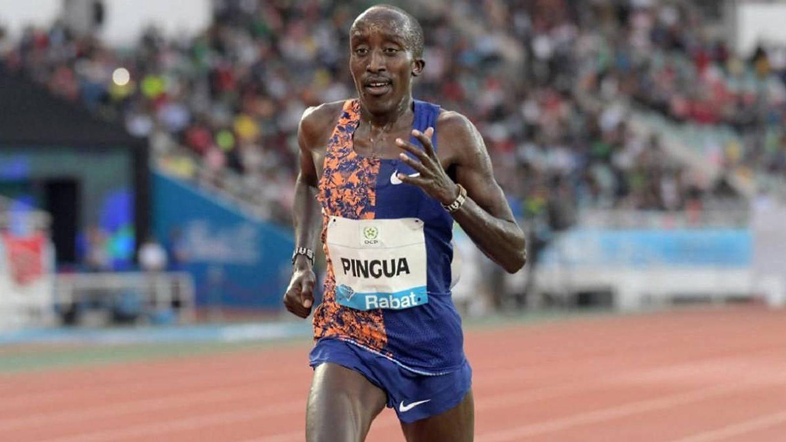 Atletismo: Edward Pingua ya es la nueva y polémica sensación