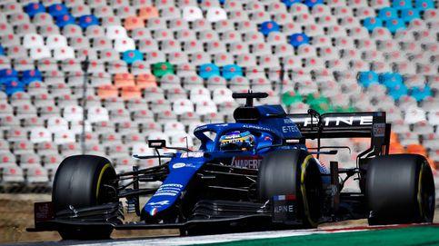 Cuando Fernando Alonso aún debe ponerse las pilas a pesar de una gran remontada