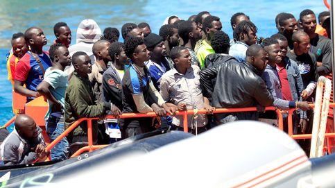 Ascienden a 283 las personas rescatadas en 15 pateras en el Estrecho