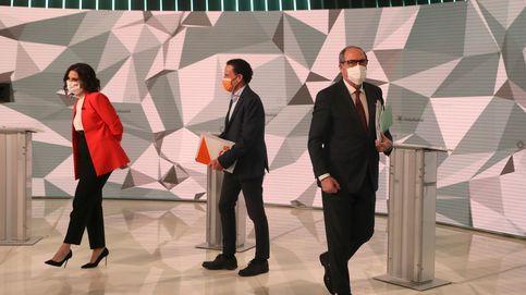 Los expertos, sobre el debate: Bal se llevó la honra y Gabilondo quedó en fuera de juego