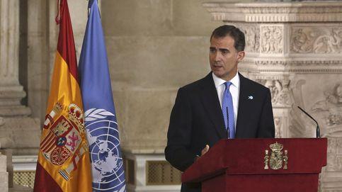 El Rey responde al órdago catalán: La Constitución prevalecerá