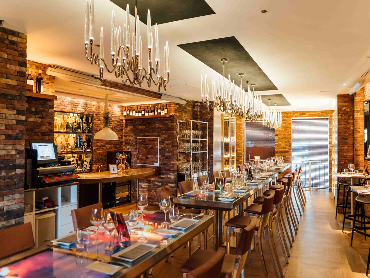 Foto: Restaurante Kitchen Ramses.