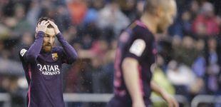 Post de Pacto con el diablo del Barça sin Messi, sin Neymar (de cumpleaños) y sin fútbol