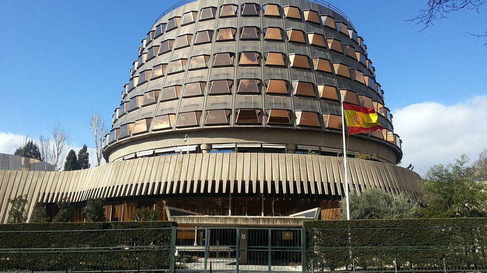 Foto: Edificio del Tribunal Constitucional (Foto: Wikipedia)