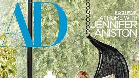 Jennifer Aniston abre las puertas de su impresionante mansión de Bel Air