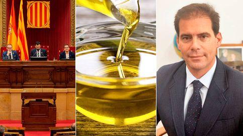 El aceitero andaluz vetado en el Parlament: No hay mejor aceite para el pan tumaca