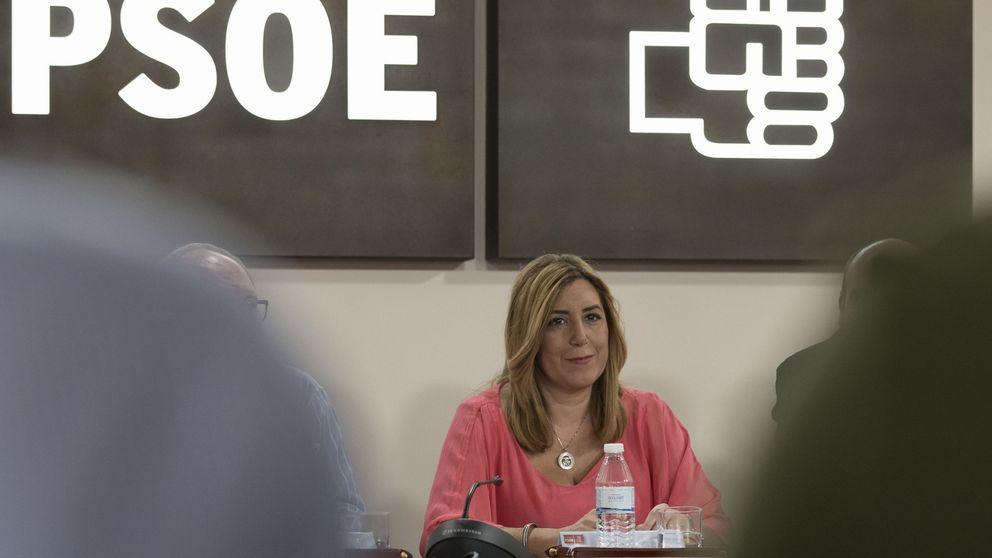 Díaz impulsa su agenda andaluza y exige ya la conferencia de presidentes