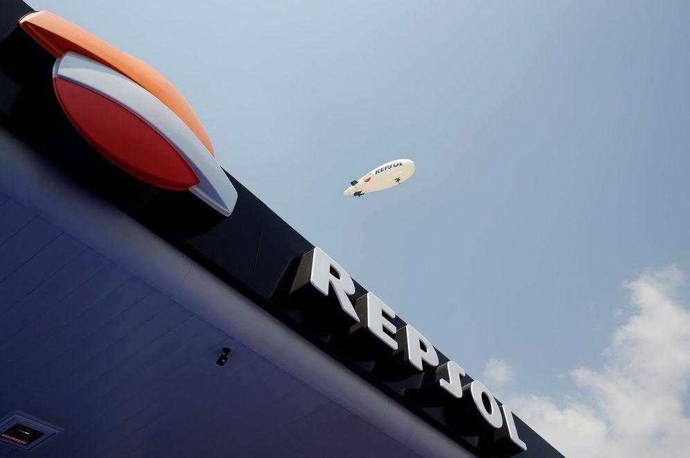 Foto: Logo de Repsol. (Reuters)