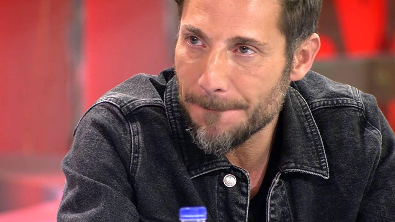 Antonio David Flores, el último día que trabajó como colaborador en 'Sálvame'. (Mediaset)