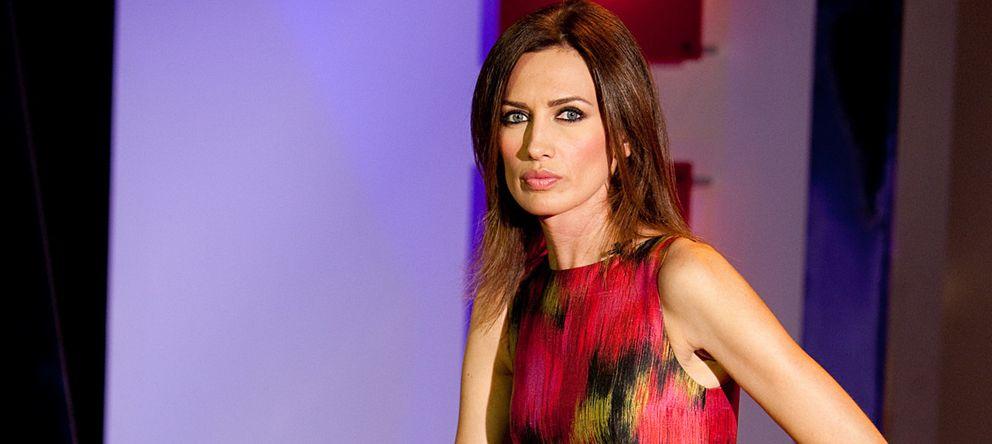 Foto: La modelo Nieves Álvarez (TVE)