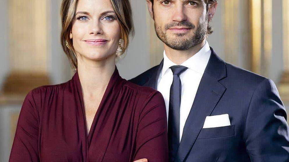 Disgusto de Carlos Felipe y Sofía de Suecia: usan al príncipe en un intento de estafa