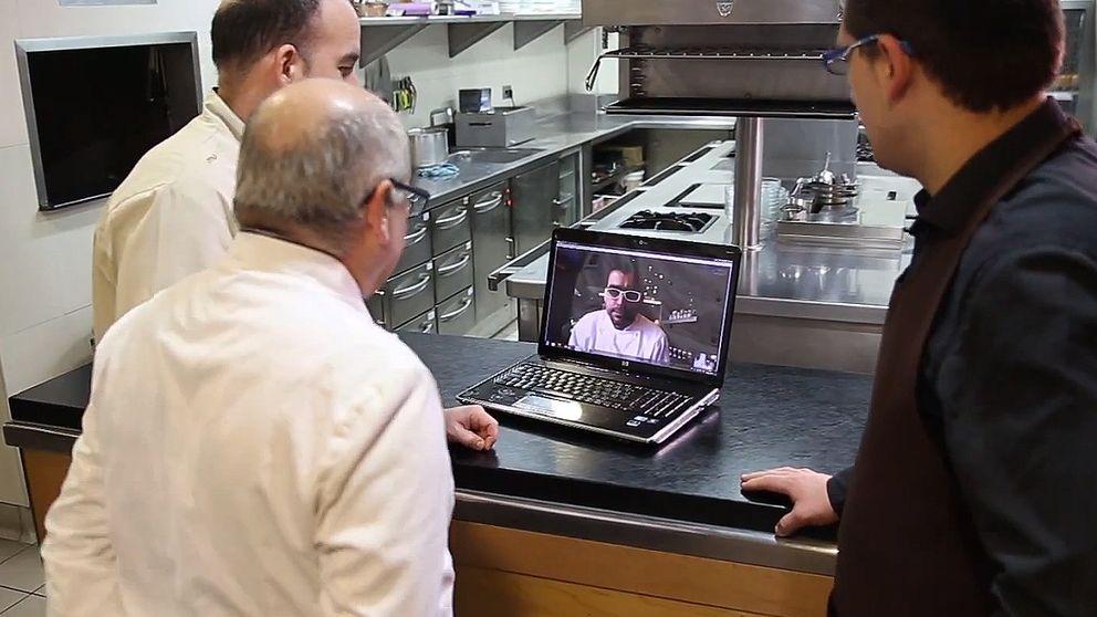 El chef andaluz que consiguió una estrella Michelín dirigiendo su restaurante por Skype