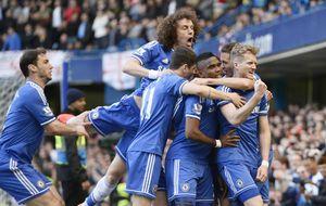 El Chelsea hace trizas a un Arsenal que queda en ridículo una vez más