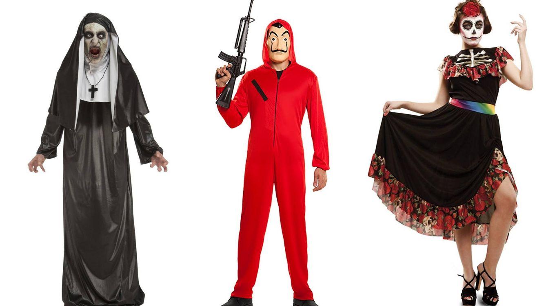'La casa de papel', Catrina, monja... los disfraces de Halloween más buscados