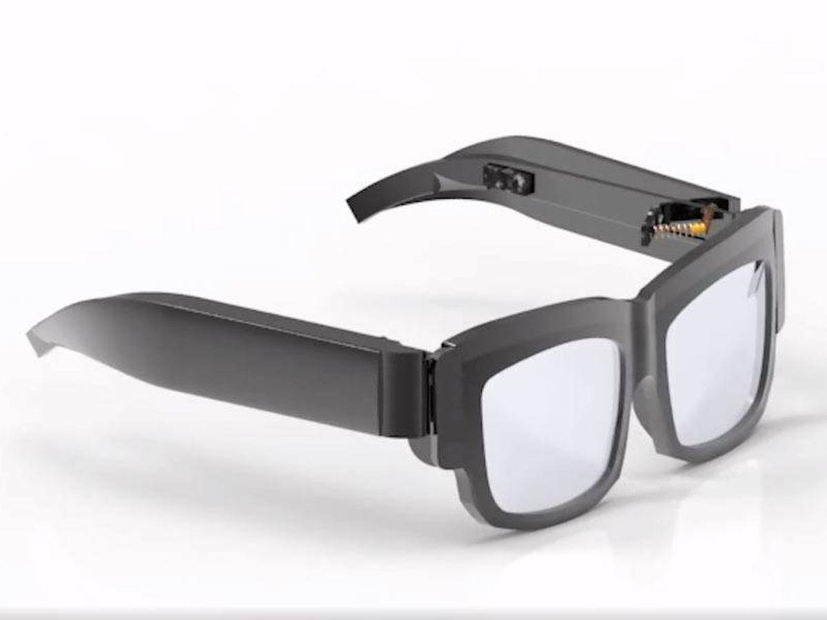 Foto: Gafas inteligentes. Foto: ACS Applied Materials