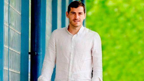 La familia de Iker Casillas da de comer a los voluntarios que trabajan en el incendio