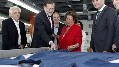 Rajoy evita cualquier referencia a Rus en un acto de precampaña en Valencia